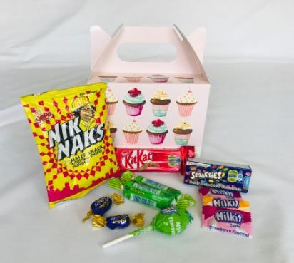 Std Cup Cake Box